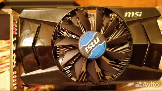 MSI AMD Radeon R7 250 OC (R7 250 2GD3 OCV1)