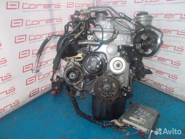 Двигатель у тойота витц