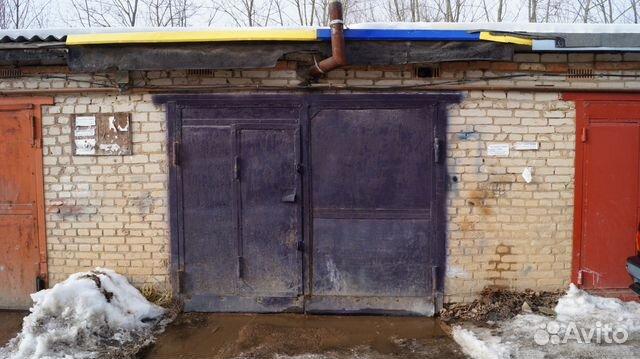 Авито купить гараж смоленск длина гаража 6 метров
