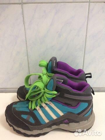 Кроссовки adidas р34 89214489539 купить 1
