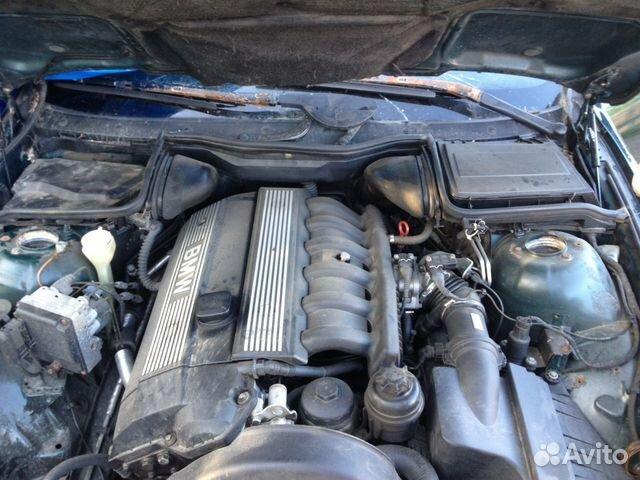 не сработал стартер на BMW e39