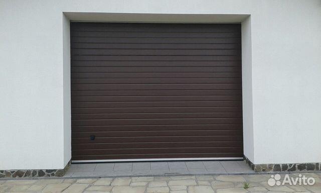 Купить секционные ворота для гаража челябинск купить гараж в пензе на авито