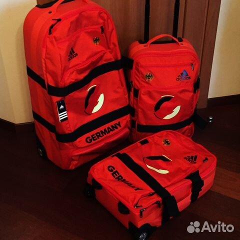 Олимпийский чемодан кофр Сборной Германии 100л купить в Москве на ... 040be3c53e4