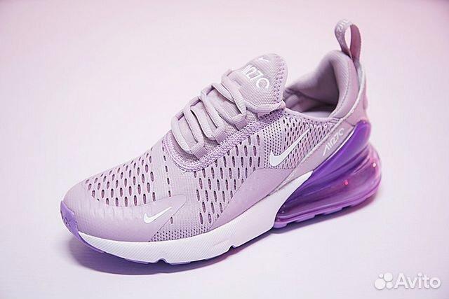 3232f3fd5772 Nike air max 270 фиолетовые а037 купить в Москве на Avito ...