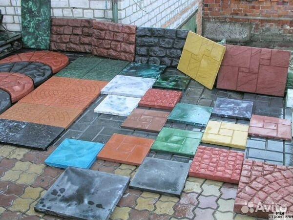 Тротуарная плитка 89822611413 купить 1