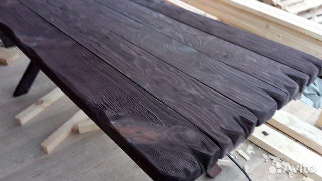 Стол со скамейками 89131837164 купить 3