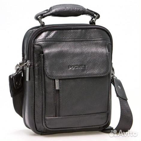 7be4edb58b60 Мужская сумка-планшет из натуральной кожи | Festima.Ru - Мониторинг ...