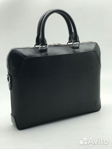 5f60fc5f6632 Мужской портфель Louis Vuitton купить в Москве на Avito — Объявления ...