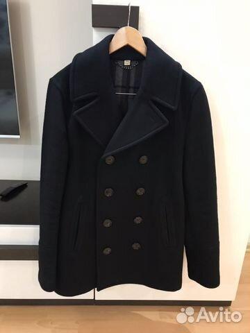 Пальто Burberry   Festima.Ru - Мониторинг объявлений 47e4c1365e8