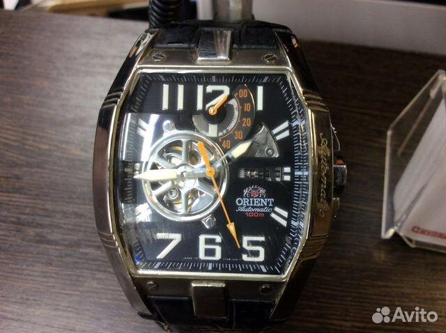 Б у часы наручные orient купить механические часы слава в москве