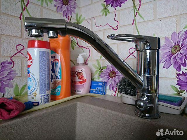 Смеситель для кухни 89129433851 купить 1
