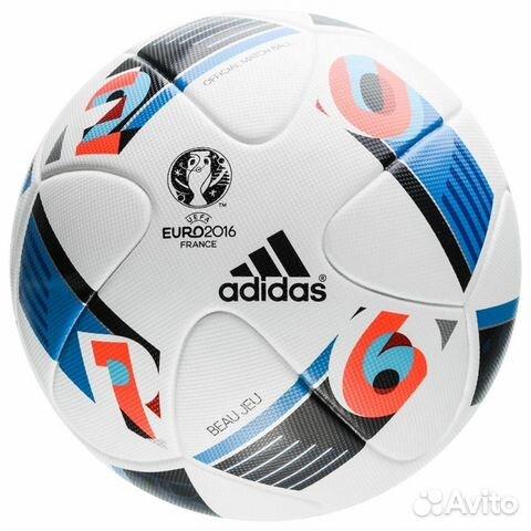 Adidas Футбольный мяч Euro 2016 Франция купить в Ставропольском крае ... 4212fa631e4