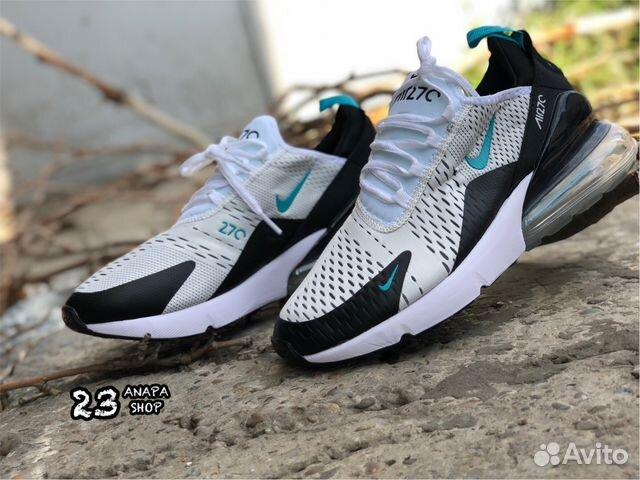 1baf6046 кроссовки мужские Nike Air Max 270 купить в краснодарском крае на
