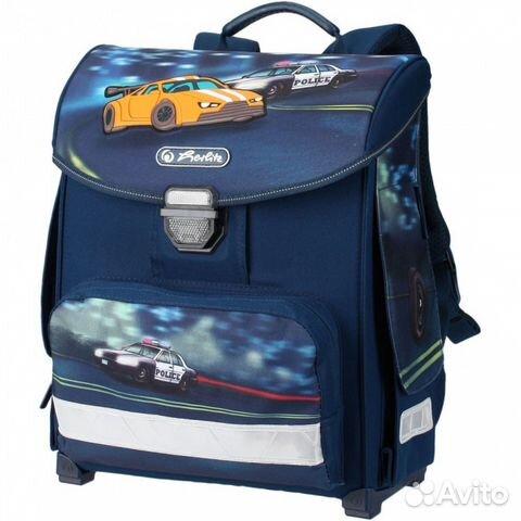 Рюкзак для мальчика Herlitz 89506781107 купить 1
