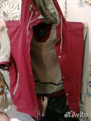Комплект одежды для сноуборда купить в Краснодарском крае на Avito ... 736cc8c8a3e