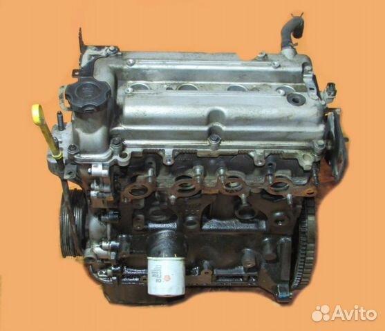 Двигатель B10D1 Chevrolet Spark 1.0 16V 67 л.с