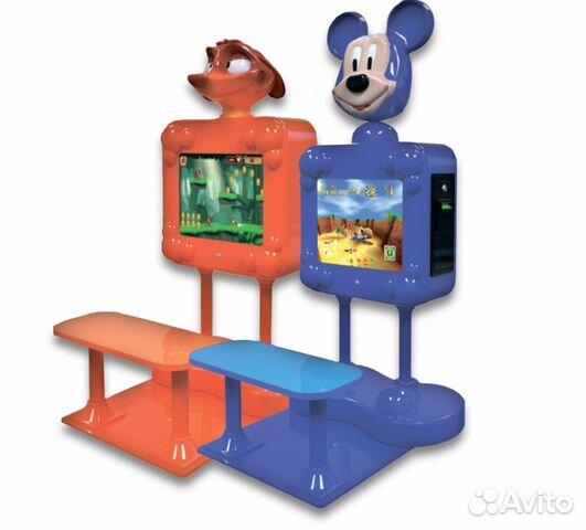 детские игровые аппараты цена