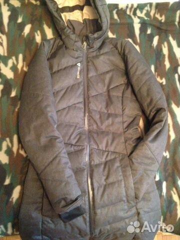 04a08dd39941 Зимняя куртка Reebok   Festima.Ru - Мониторинг объявлений