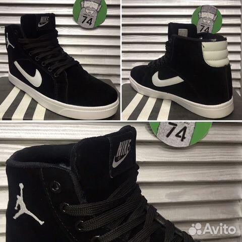 c53bc0fd Кроссовки с мехом Nike | Festima.Ru - Мониторинг объявлений