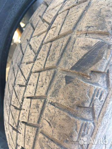 Bridgestone blizzak(245/60/18)  89090881115 купить 3