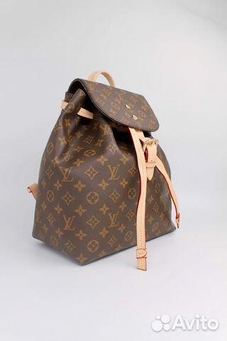 a3b49ad596e3 Сумка женская рюкзак Луи Виттон купить в Москве на Avito ...