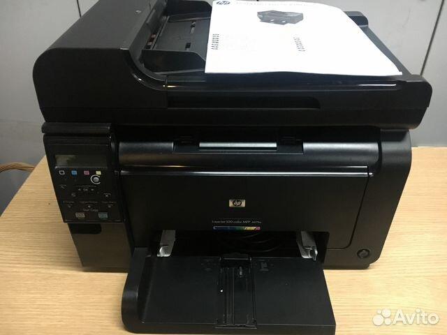 HP LASERJET 100 COLOR MFP M175A 64BIT DRIVER