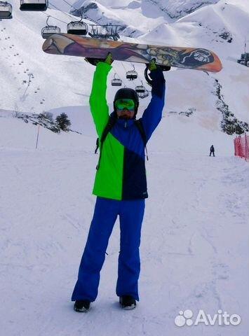 Сноубордический горнолыжный костюм trilogy ripzone   Festima.Ru ... e49429dddfe