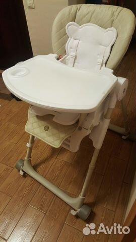 стульчик для кормления Happy Baby William V2 купить в москве на