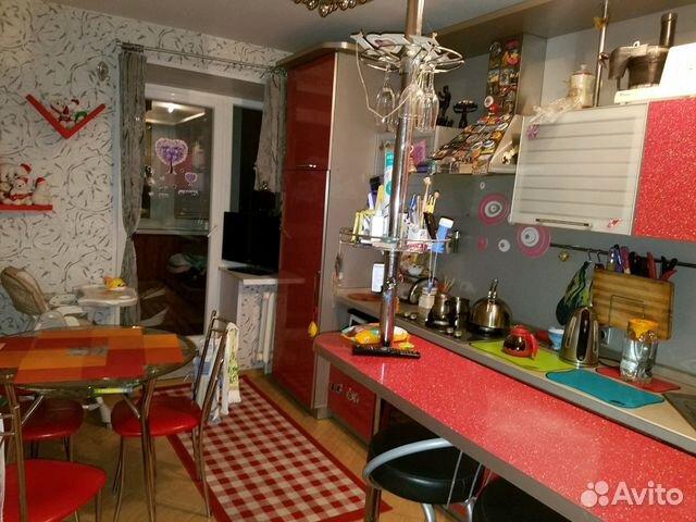 Продается двухкомнатная квартира за 4 600 000 рублей. Нижний Новгород, улица Обухова, 45.