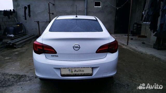 Opel Astra, 2013 89894918352 купить 4
