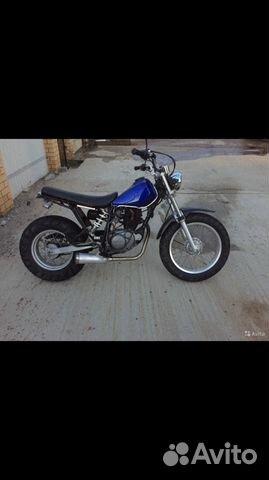 Yamaha TW 200 купить 5