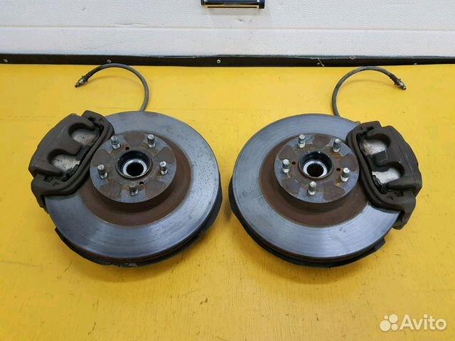 89625003353 Ступицы передние комплект Subaru Forester, SH5, EJ