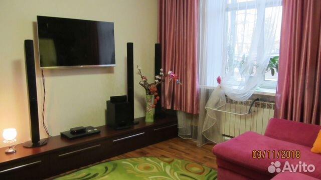 Продается двухкомнатная квартира за 2 300 000 рублей. улица Ивана Попова, 5А.