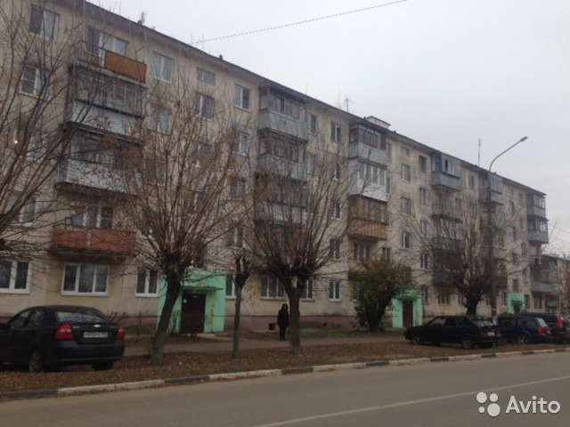 Продается однокомнатная квартира за 1 190 000 рублей. Московская обл, г Ликино-Дулёво, ул Текстильщиков, д 1.