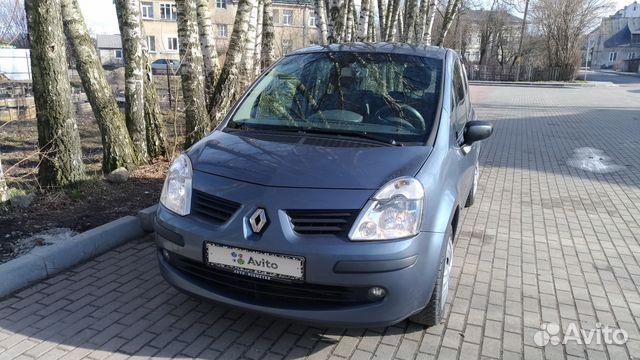 Renault Modus, 2007 89114811952 купить 4