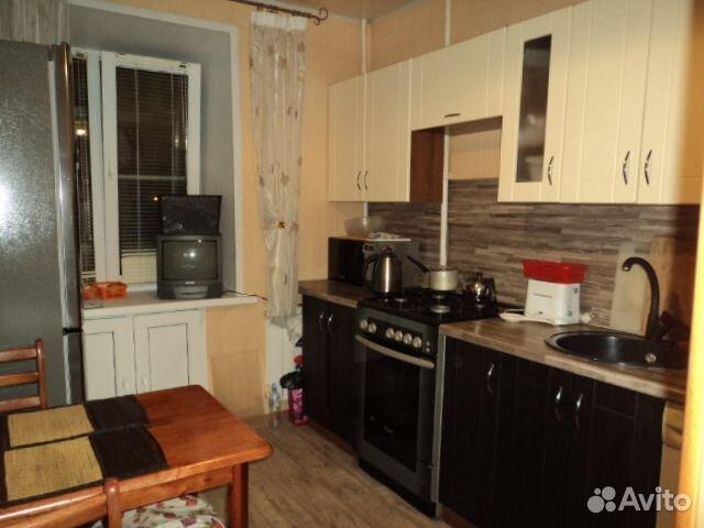 Продается двухкомнатная квартира за 2 380 000 рублей. г Ярославль, пр-кт Фрунзе, д 79.