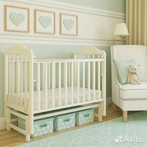 Кровать Джованни Classico Ivory продольный маятник купить 1
