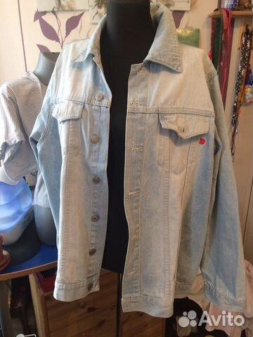 Джинсовые куртки 46-48-52 89119528137 купить 8