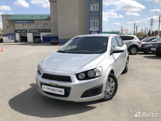 Купить Chevrolet Aveo пробег 93 000.00 км 2012 год выпуска