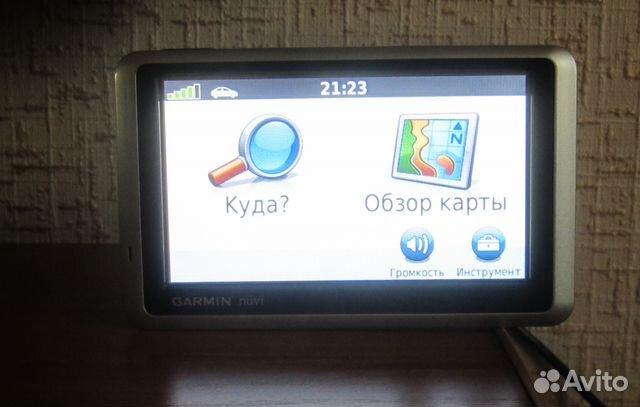 Garmin nuvi 1300 купить в Мурманской области на Avito
