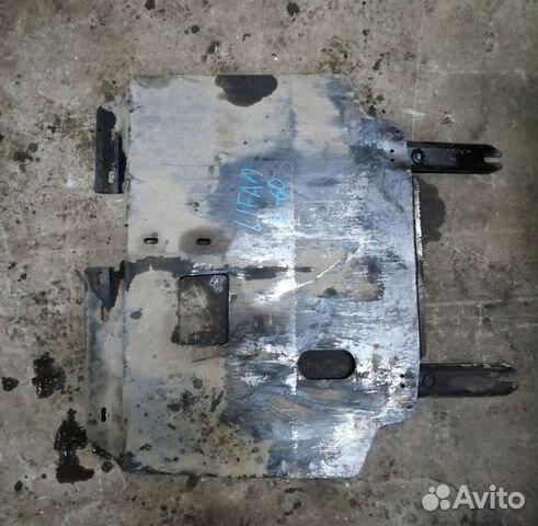 89226688886 Защита двигателя (Lifan X60)