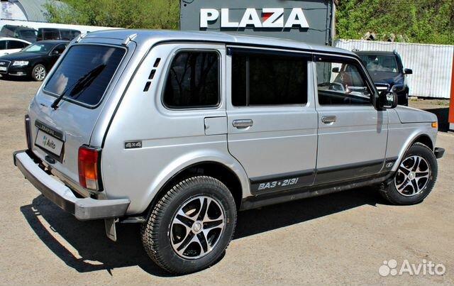 Купить ВАЗ (LADA) 4x4 (Нива) пробег 82 000.00 км 2010 год выпуска