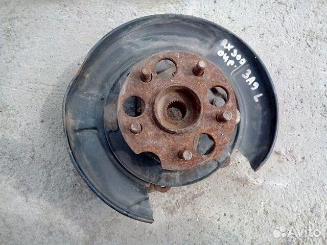 89026196331 Кулак поворотный задний левый Lexus Rx330 2