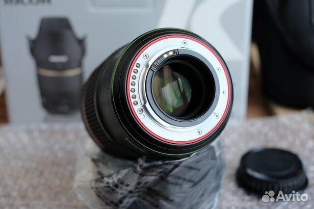 Pentax D FA 50 1.4 SDM AW HD новый, обмен купить 6