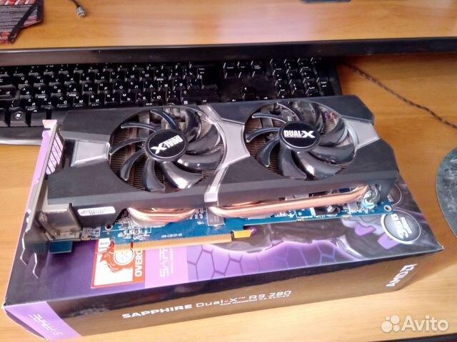 AMD Radeon R9 280 3Gb
