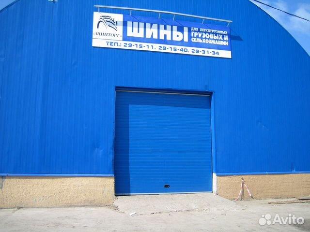 Ворота секционные гаражные купить 3
