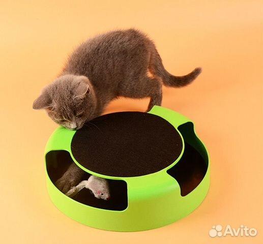 Когтеточка для кошек мышелов купить 1