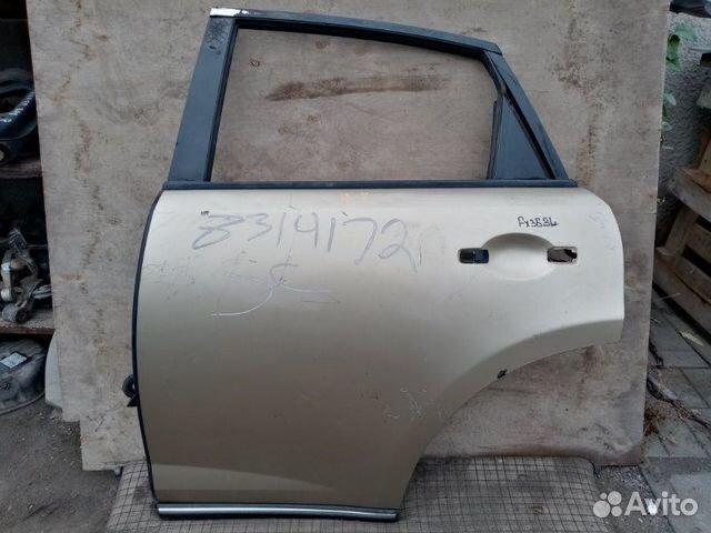 89026196331 Дверь задняя левая Infiniti Fx S50 3.5 2005