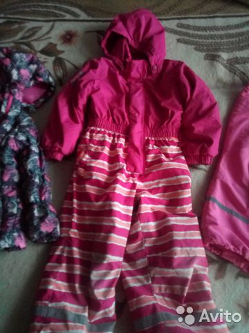 Winter clothes for girl