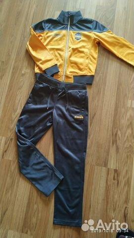Спортивный костюм diadora italia 128 см 89058357255 купить 2